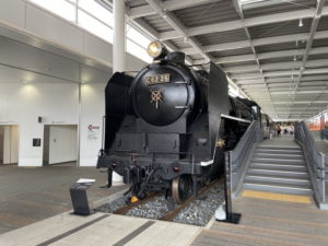 C62形蒸気機関車26号機