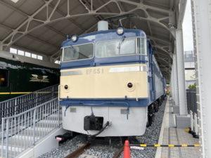 EF65形電気機関車1号機