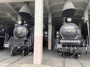 C58形蒸気機関車「C58 1」 D50形蒸気機関車「D50 140」
