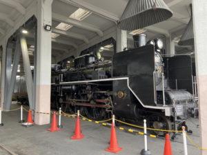 C55形蒸気機関車「C55 1」