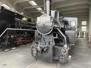 B20形蒸気機関車「B20 10」