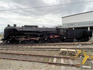 C62形蒸気機関車1号機「C62 1」