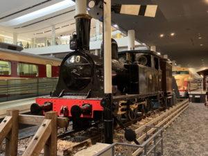 1800形蒸気機関車(1801号)
