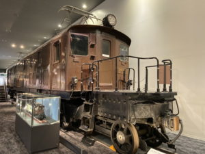 EF52形電気機関車の1号機