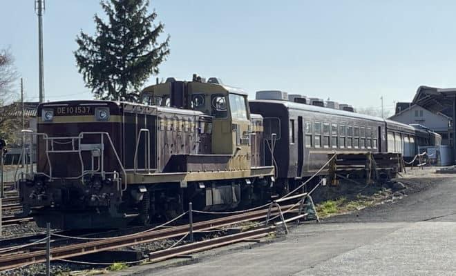 わたらせ渓谷鉄道 トロッコ列車
