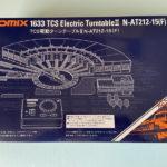 TOMIX1633 ターンテーブル TCS電動ターンテーブルⅡ