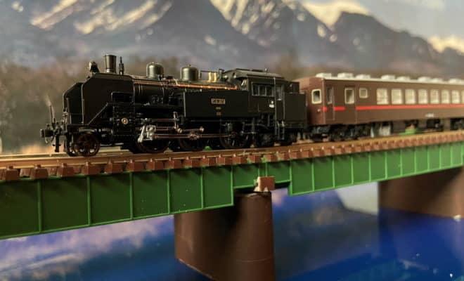 TOMIX 2643 真岡鐵道 C11形蒸気機関車(325号機)