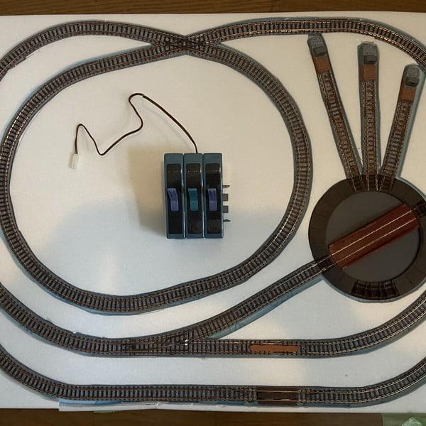 軽便鉄道(ナローゲージ80)ジオラマ制作開始