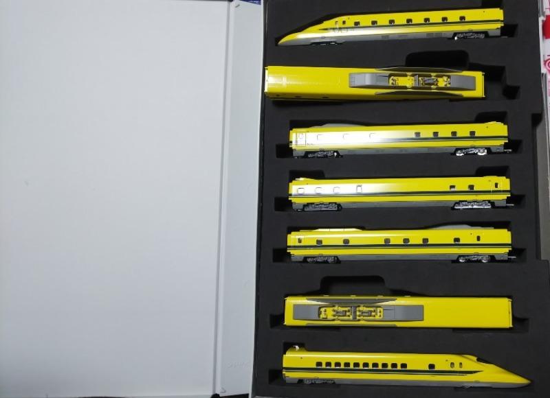 TOMIX 923系 パンタ検測灯を点灯させる
