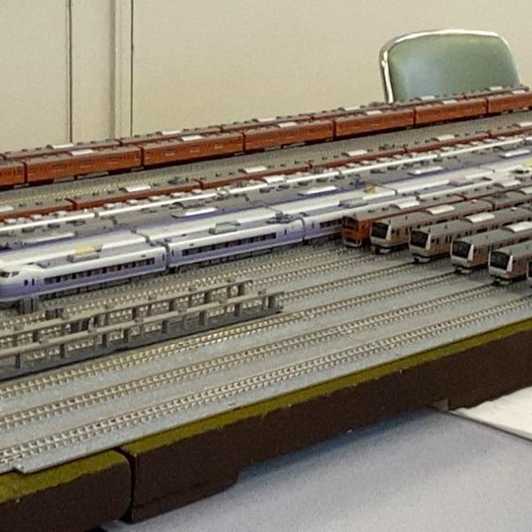 鉄道模型Nゲージ運転会報告