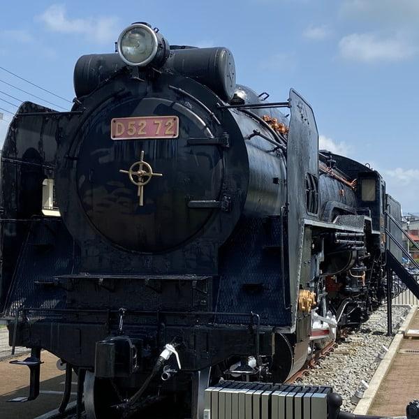 D52 72 蒸気機関車