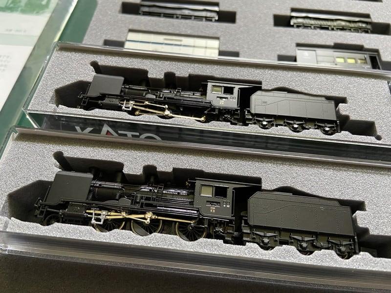 KATO 8620 東北仕様 (2028-1) KATO 花輪線貨物列車 8両セット (10-1599 )