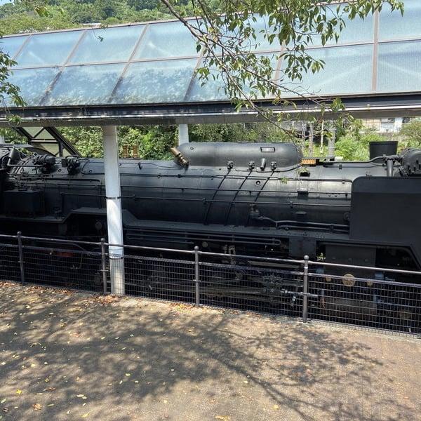 山北鉄道公園 D52 70 D52型蒸気機関車