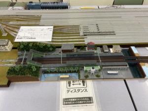 鉄道模型の運転会
