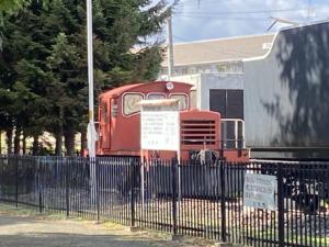 DB12型貨車移動機