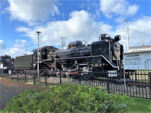 C58 119号蒸気機関車