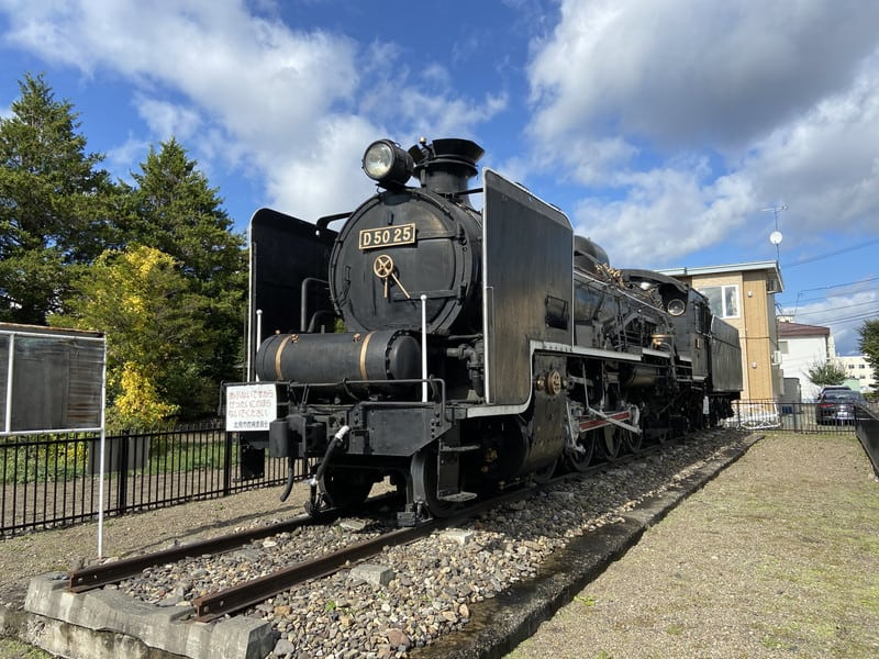 D50型蒸気機関車(D50 25)