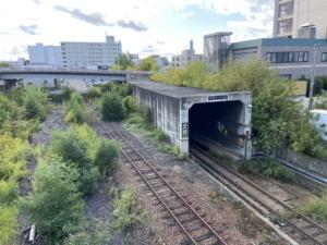 北見トンネル