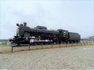 蒸気機関車 D51 483号機