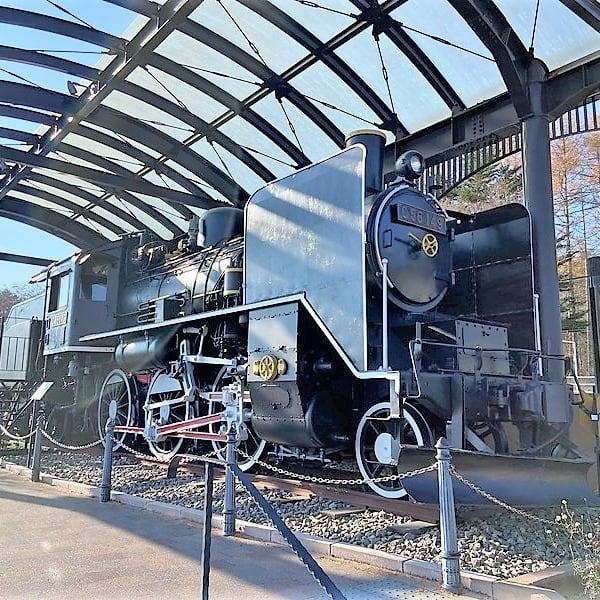 蒸気機関車 C56 149号機