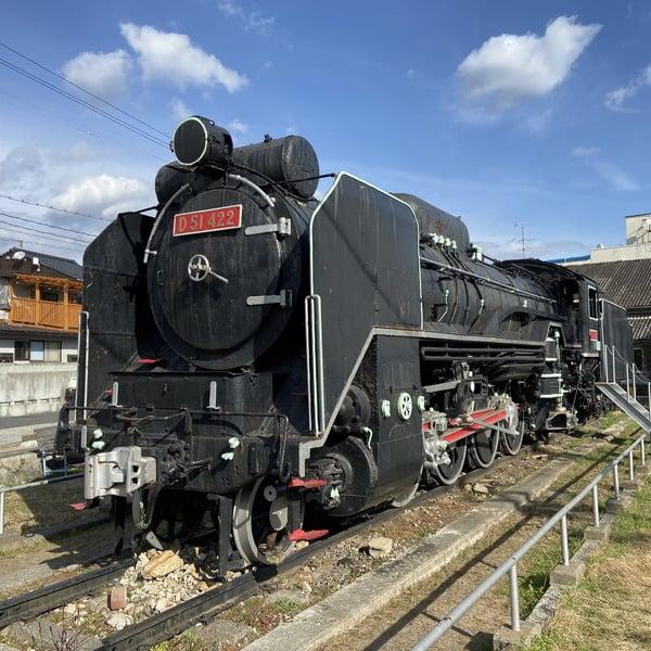 蒸気機関車 D51 422号機