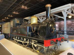 150号蒸気機関車(1号機関車)
