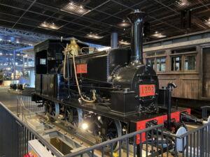 1292号蒸気機関車「善光」