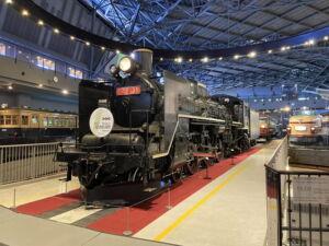 7101号蒸気機関車「弁慶」