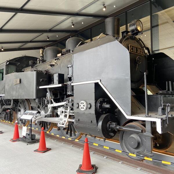 蒸気機関車C11 312