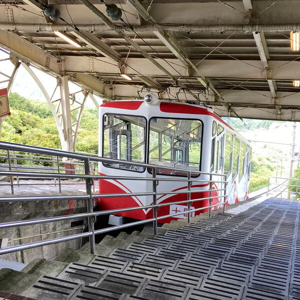 箱根・十国峠ケーブルカー
