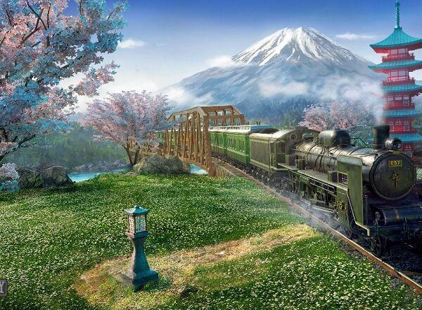 Railway Empire (レールウェイ・エンパイア)